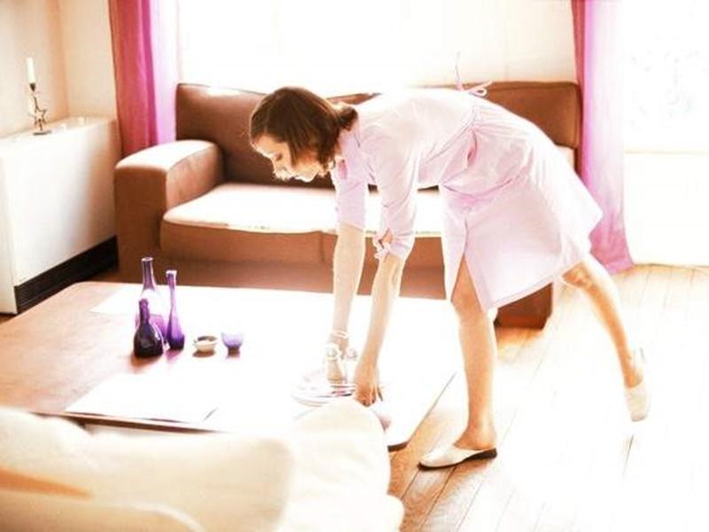 Beneficios de tener una empleada de hogar interna en casa