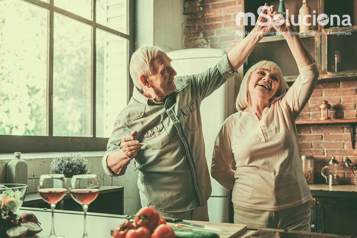 Ayudas técnicas: Importantes para la vida social de los mayores