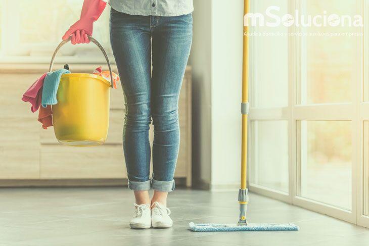 Derechos que se deben respetar a la empleada de hogar