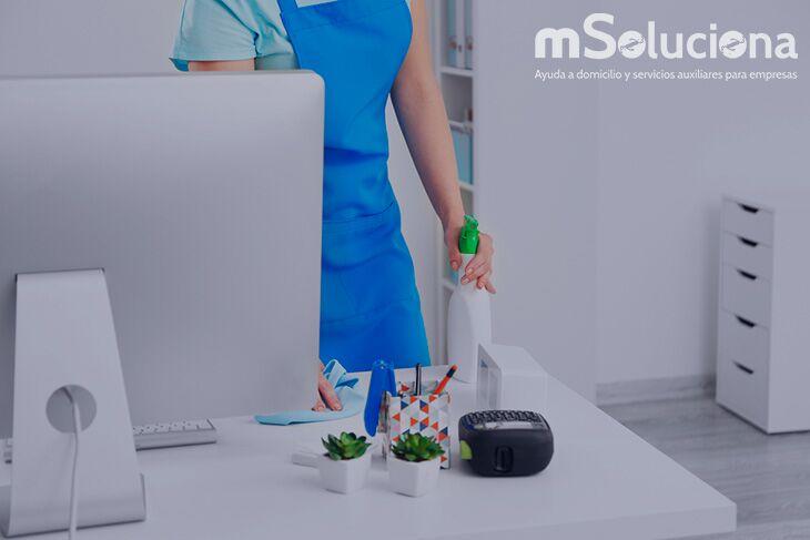 ¿Qué te debe ofrecer una buena empresa de limpieza de oficinas?
