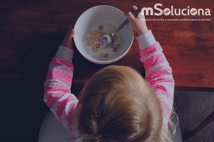 Niñera para familia monoparental: Una ayuda imprescindible
