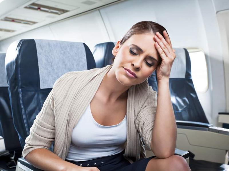 ¿Qué es el síndrome de la clase turista?